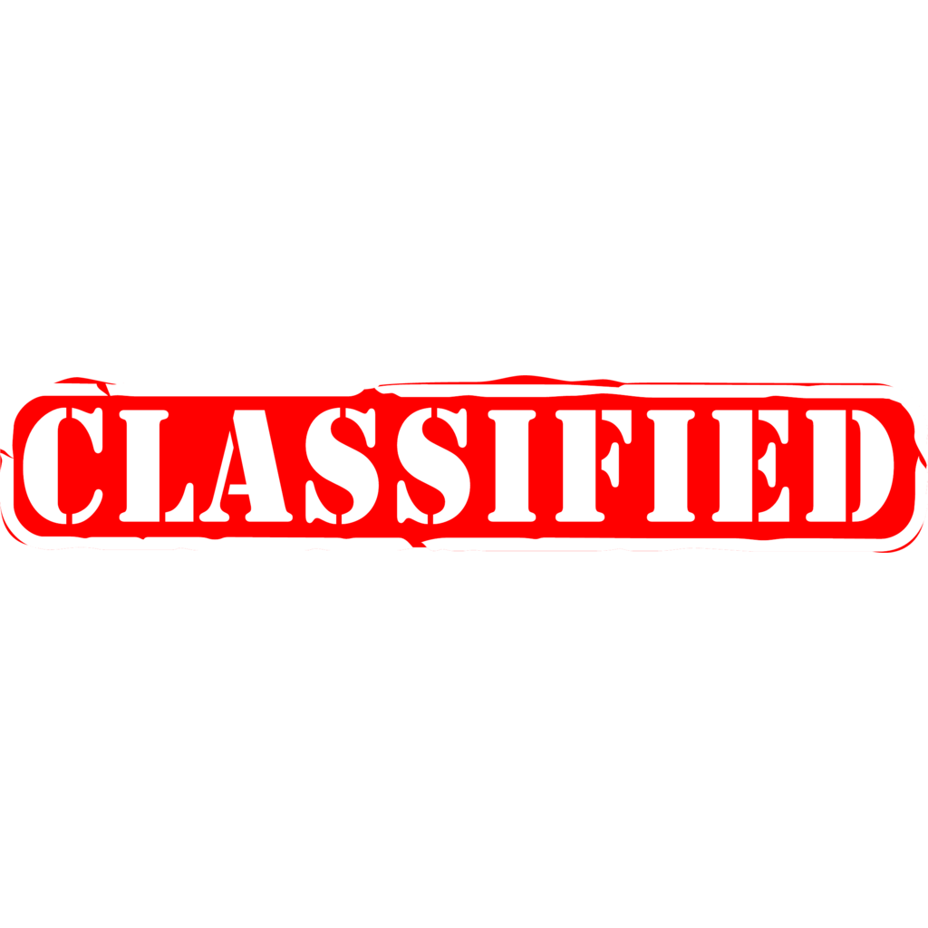 Classified logo, Vector Logo of Classified brand free download (eps.