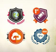 15 Best Badge Ideas images.