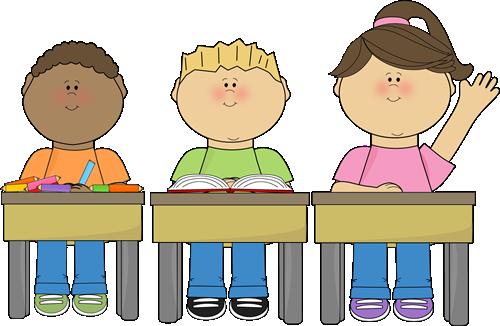Classroom Behavior Clipart Png.