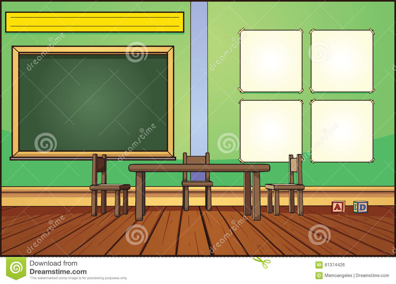 Classroom background clipart 1 » Clipart Station.