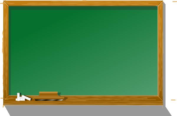 Blackboard Clip Art at Clker.com.