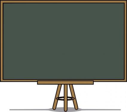 Classroom Board Clipart.