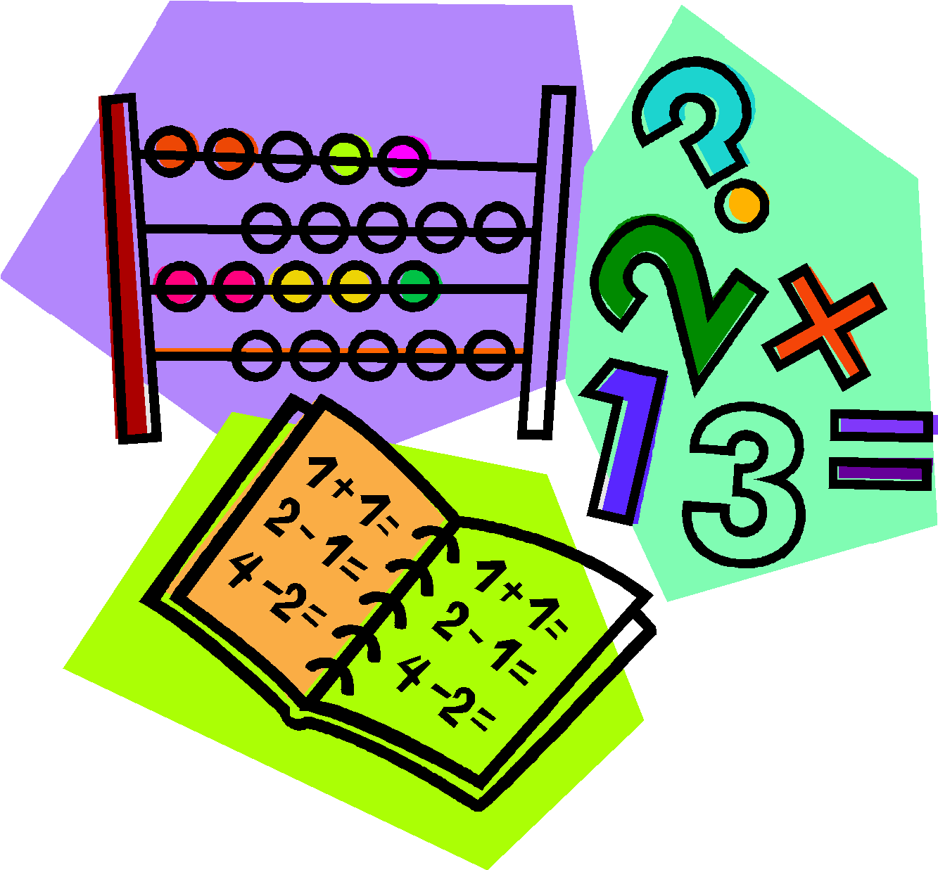 Numeracy Center Time Clip Art Cartoon Classroom Clip.