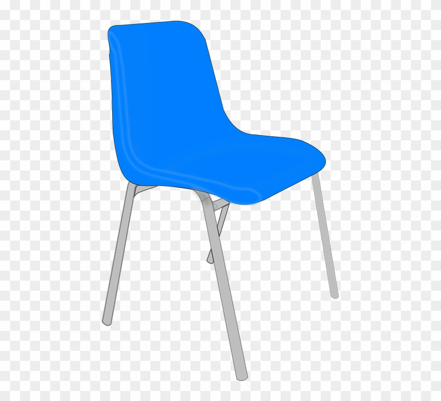 Chair Clipart Plastic Chair.
