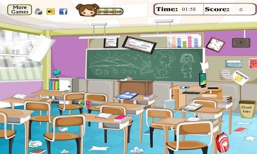 Free Classroom Clean Cliparts Download Clip Art Expert Class Room.