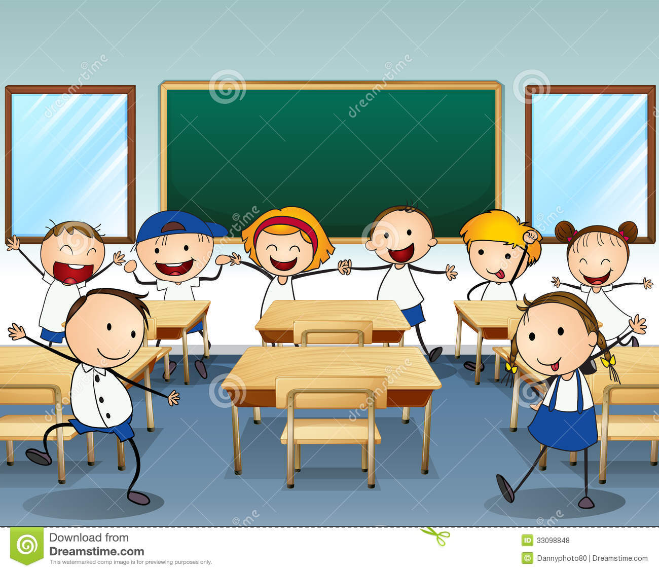 Classroom clipart free images.
