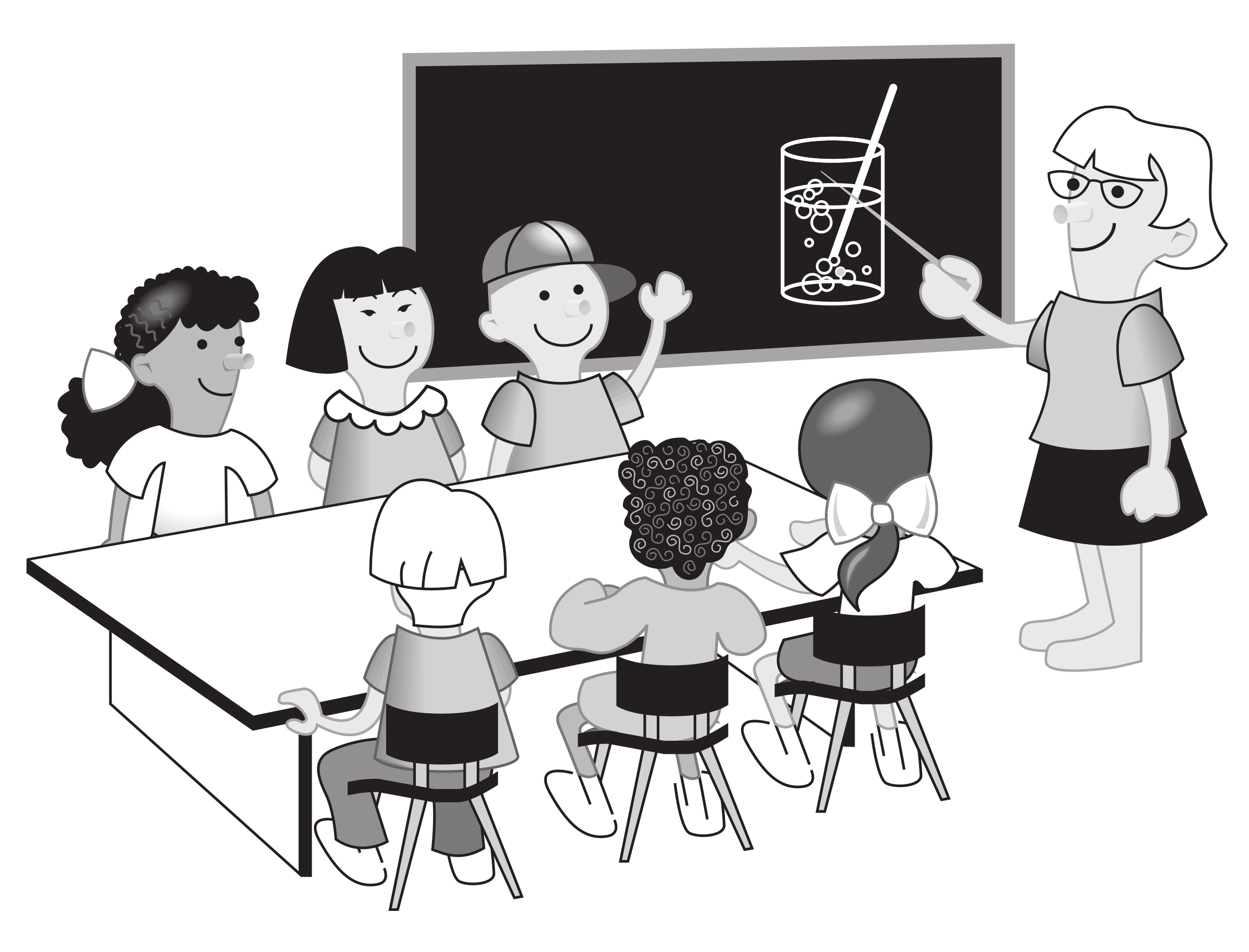 Classroom Clipart For Teachers.