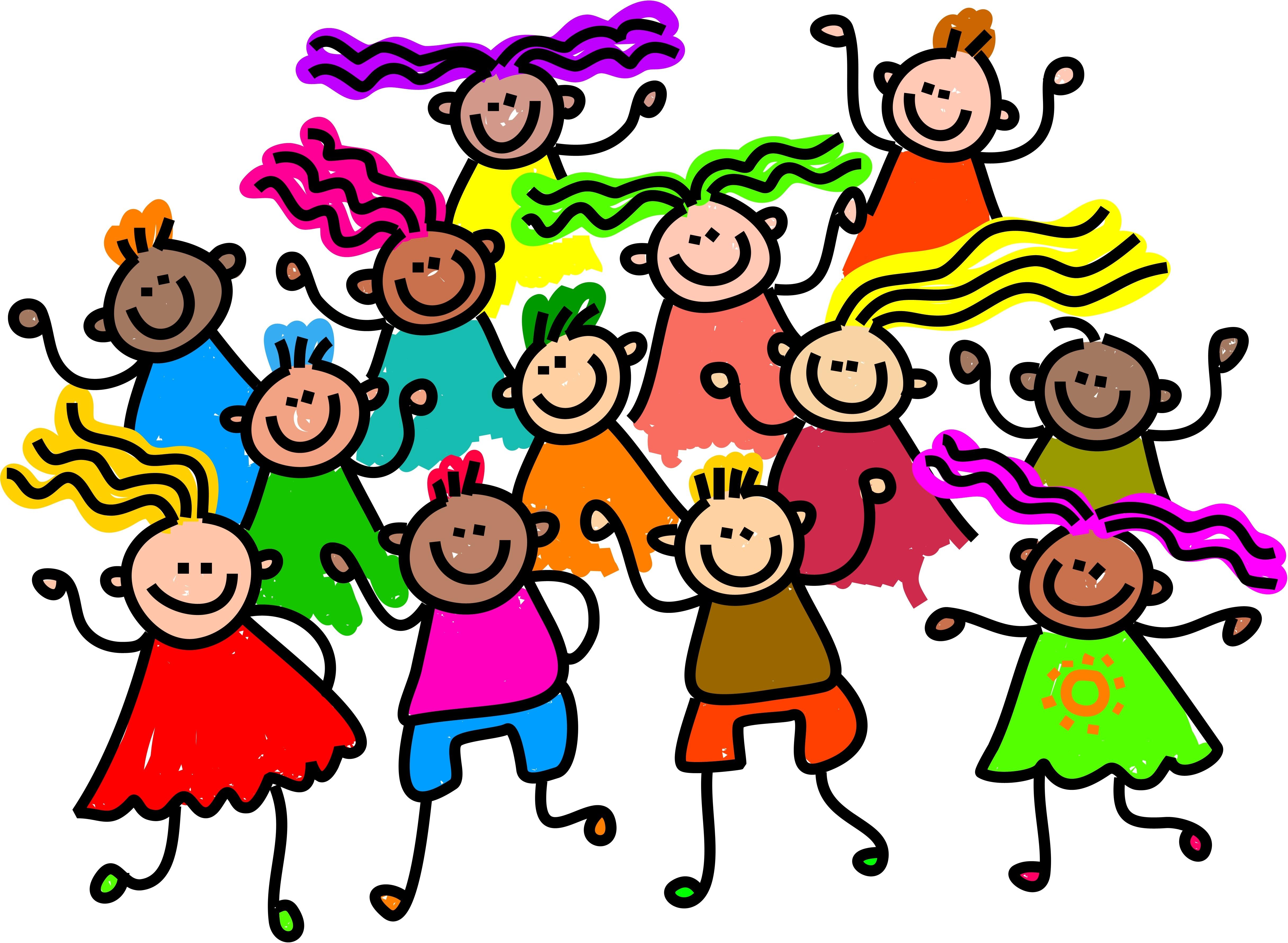 Classroom Community Clipart.