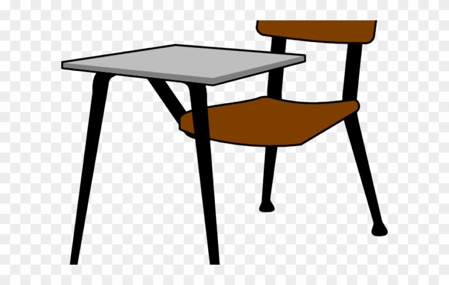 Desk Clipart Student Desk.