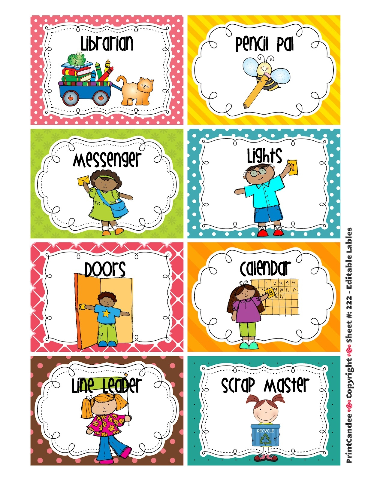 Free Classroom Helpers Cliparts, Download Free Clip Art.