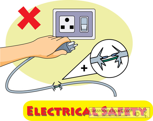 Classroom Electrician Clipart.