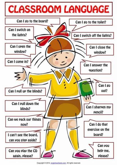 Classroom English » Your Home English Classroom.
