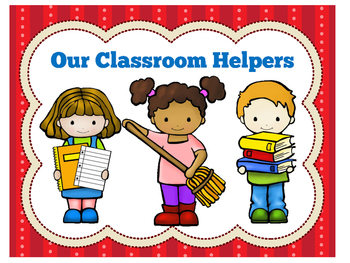 Helpers Chart Classroom Worksheets & Teaching Resources.