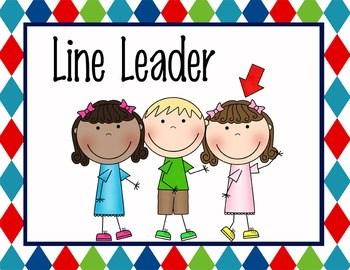Classroom helper clipart line leader 2 » Clipart Portal.