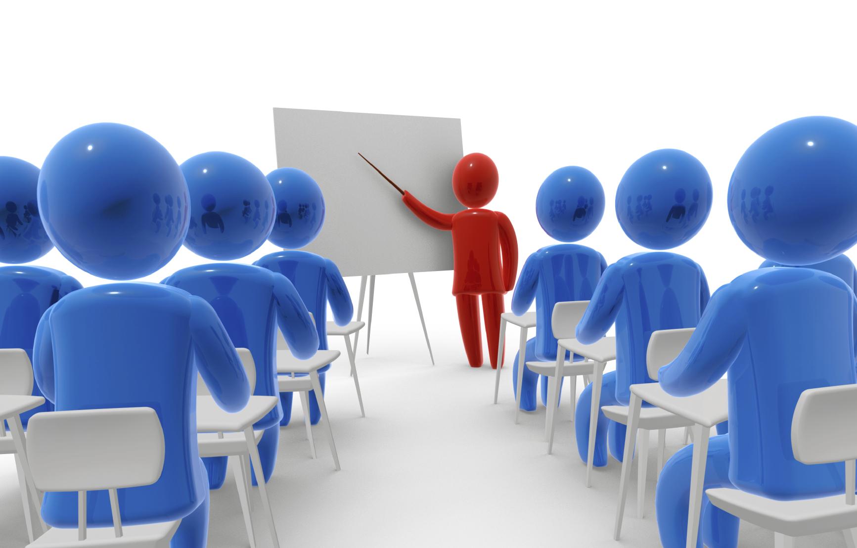 Free Classroom Training Icon 340946.