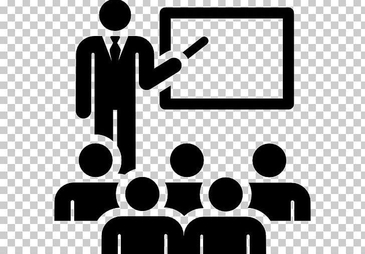 Classroom Computer Icons Training PNG, Clipart, Area, Black, Black.