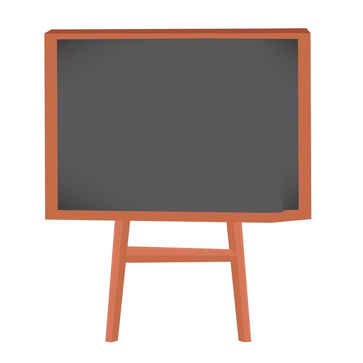 Blackboard The Classroom Clip Art.