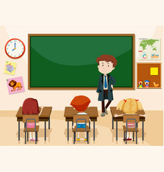 Classroom Clipart Vector Images (over 430).