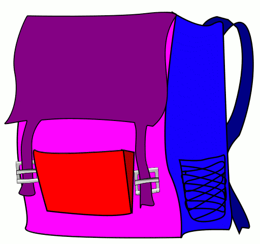 Free Classroom Items Clipart.