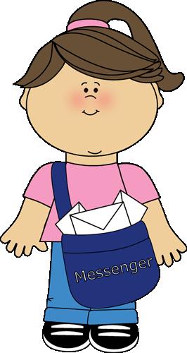 Classroom messenger.