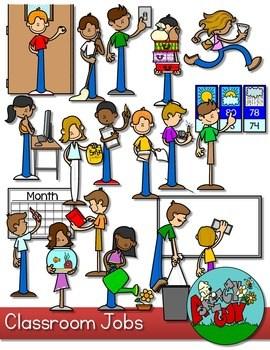 Classroom jobs clipart 1 » Clipart Portal.