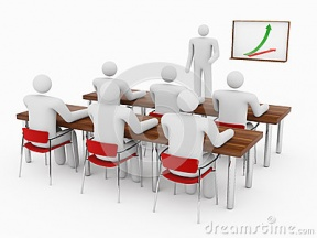 Lecture Class Clipart.