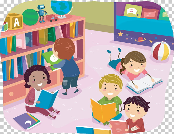 Public library Child, classroom PNG clipart.