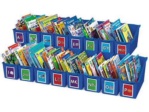 Leveled Books Classroom Library 1.