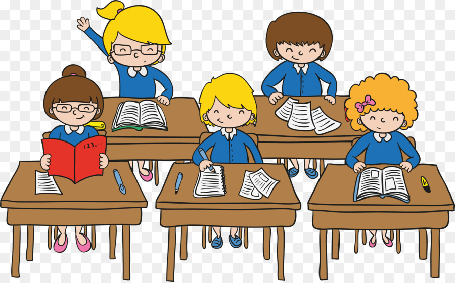 Back To School Cartoon Background png download.