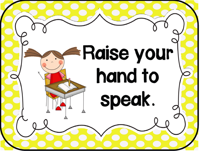 Kindergarten Kids At Play: Management Monday: Classroom Rules and.