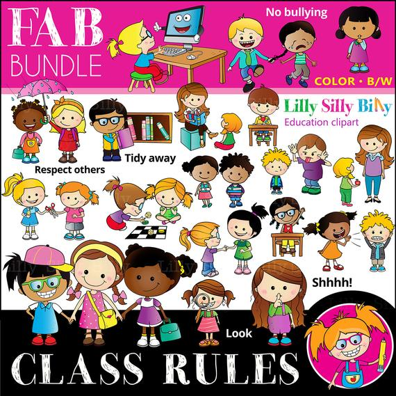 Classroom rules FAB BUNDLE.