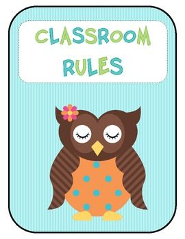 360 best images about Owl Theme Classroom! on Pinterest.