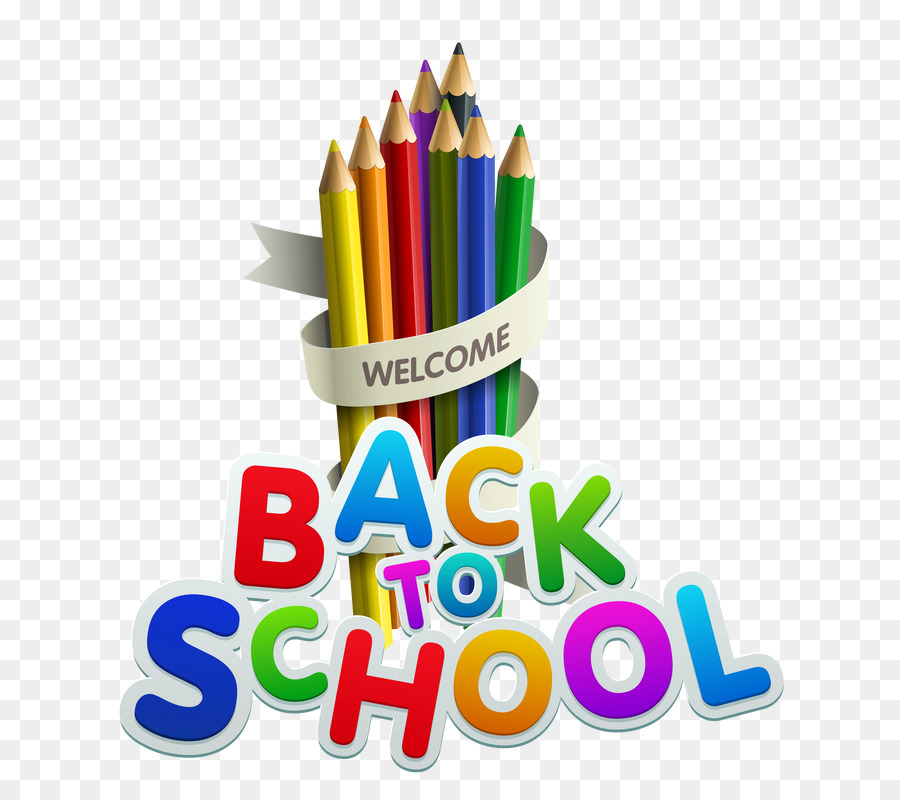 Back To School Classroom Supplies clipart.