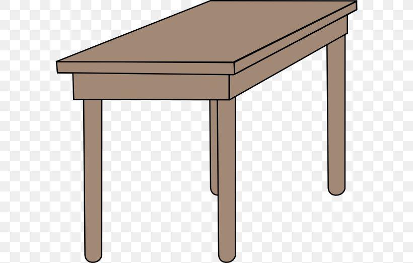 Table Desk Pencil Clip Art, PNG, 600x522px, Table, Classroom.