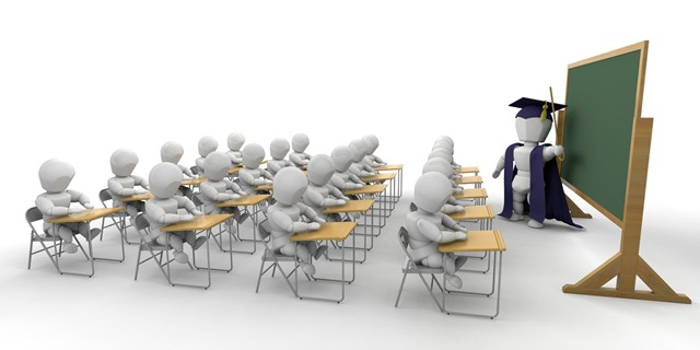 Classroom Training Clipart.