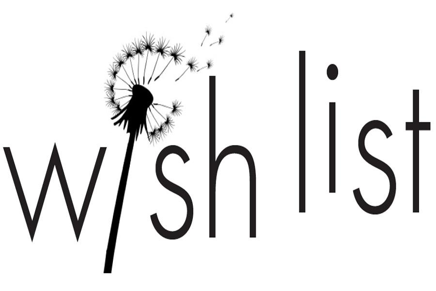 My StumbleUpon Wish List.