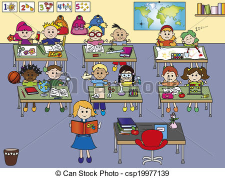 My classroom clipart.
