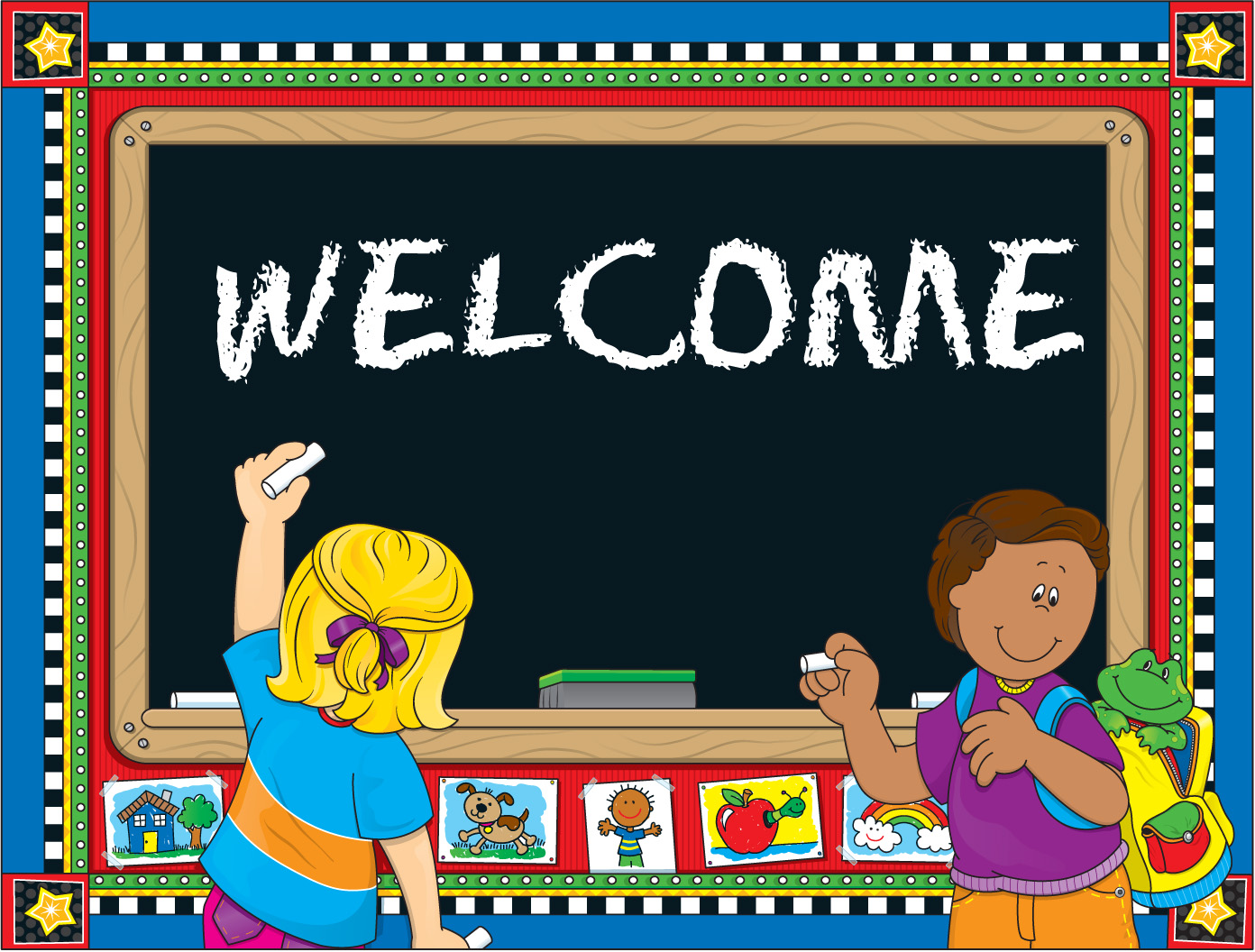 Welcome to classroom clipart.