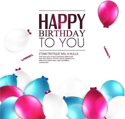 Elegant happy birthday clip art free free vector download (211,063.