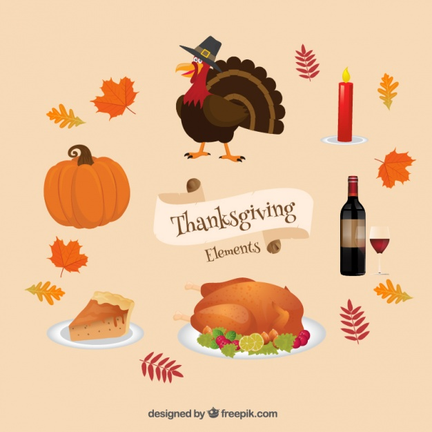 Thanksgiving Vectors, Photos and PSD files.
