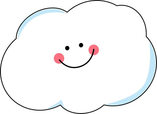 grey clouds clipart dark cloud #md.