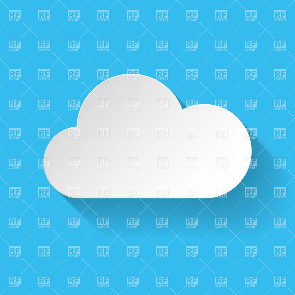 Clouds Clipart Images.
