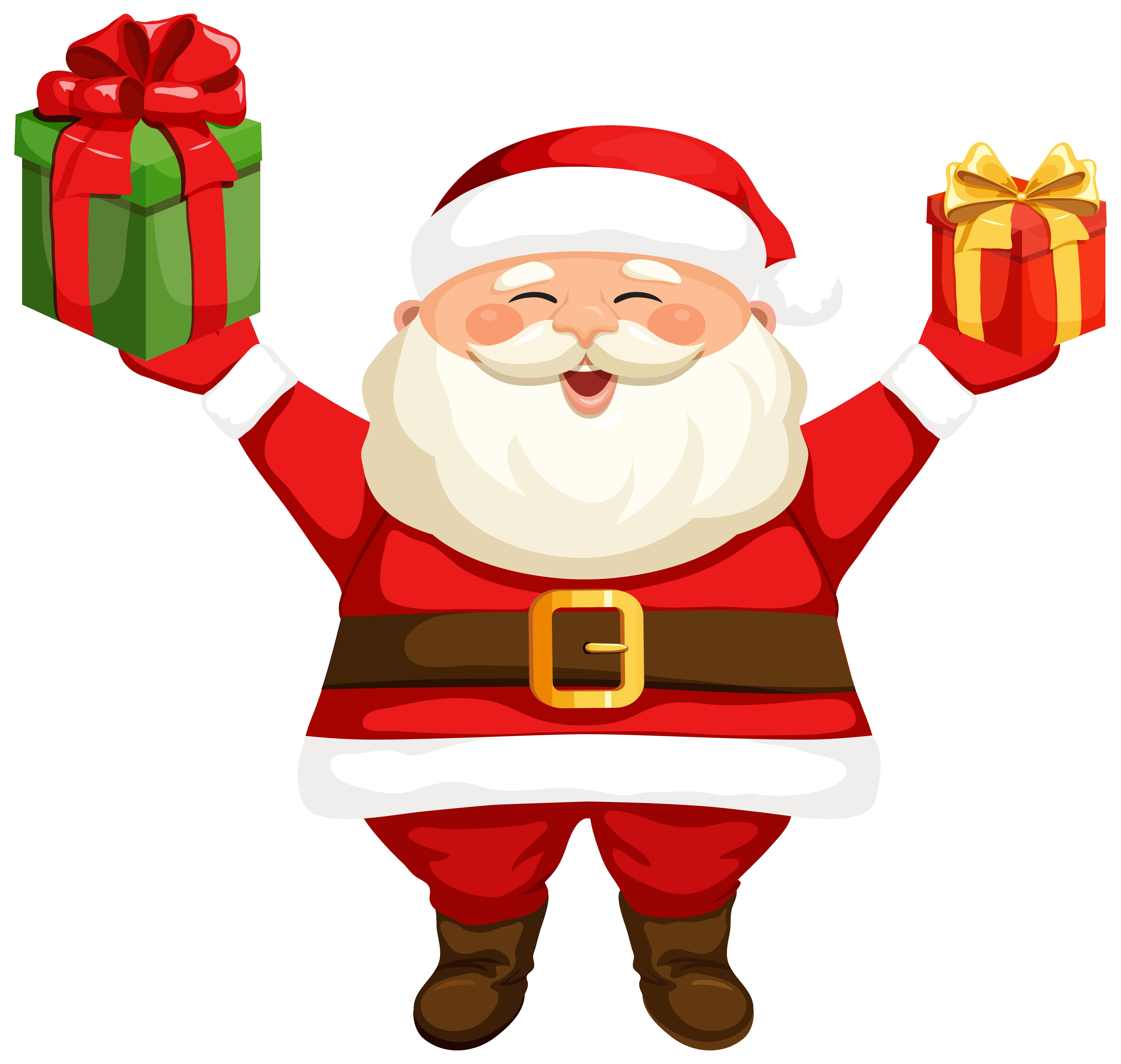 Santa clause clipart - Clipground