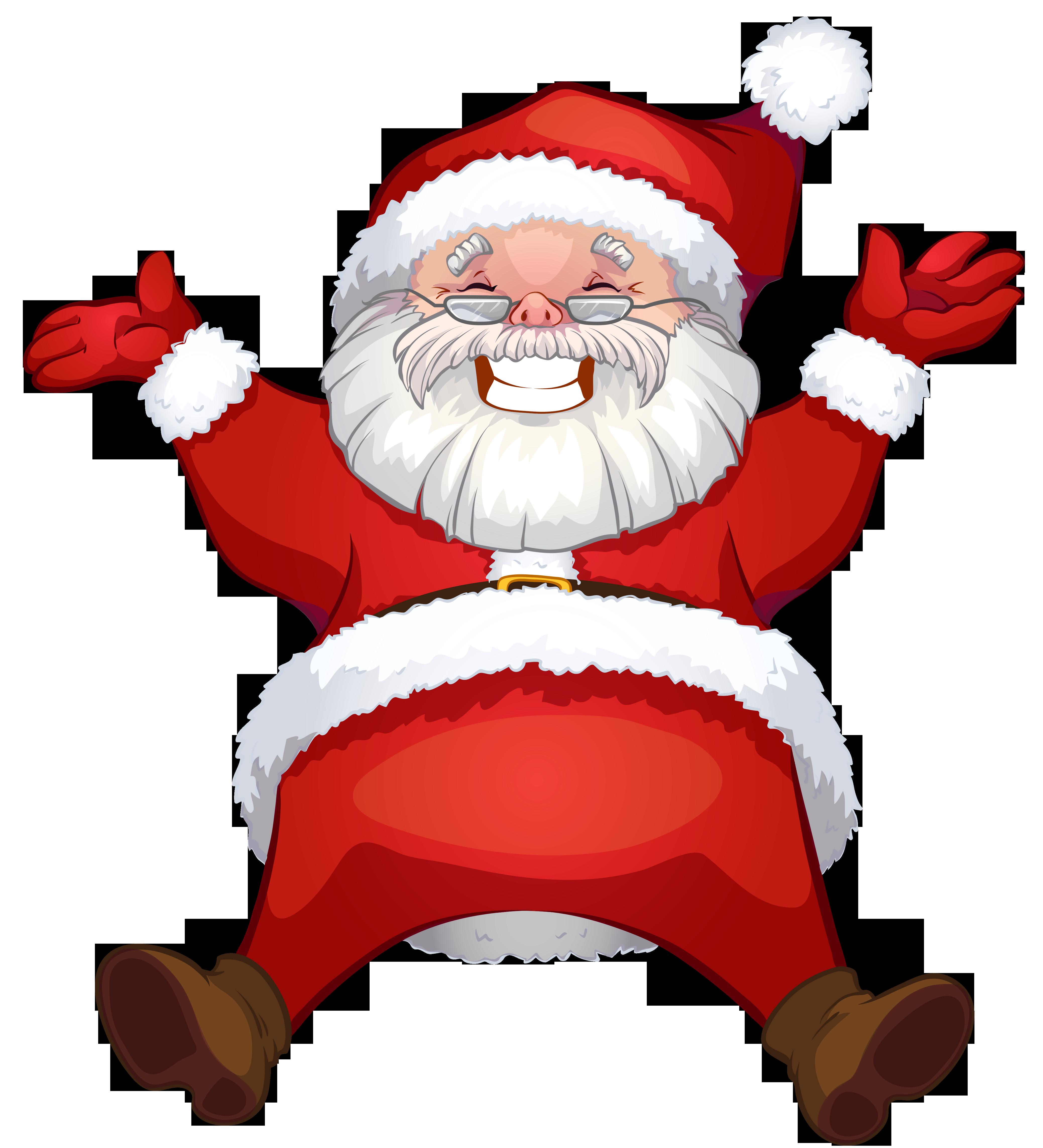 Santa claus clipart - Clipground
