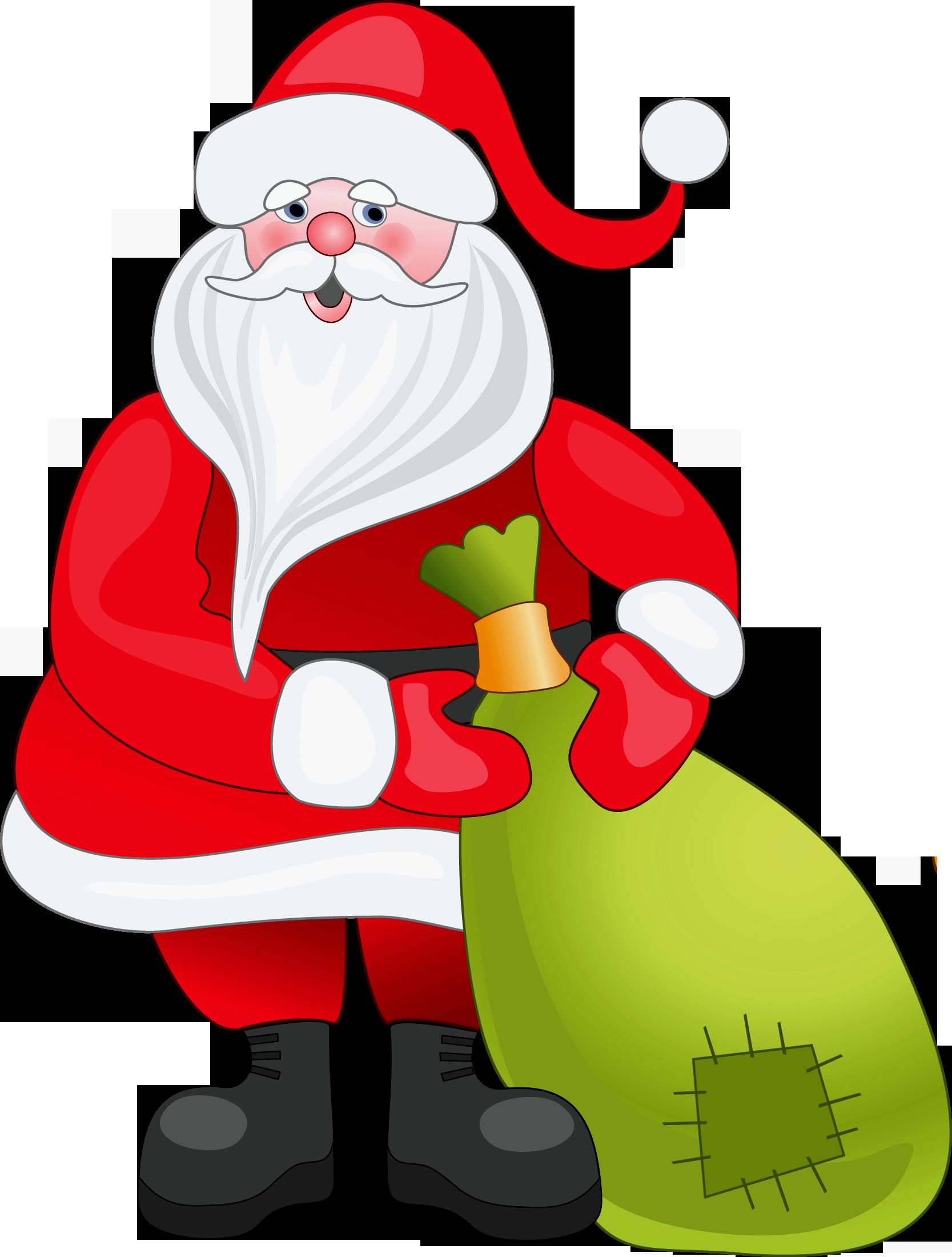 Santa claus images clipart.