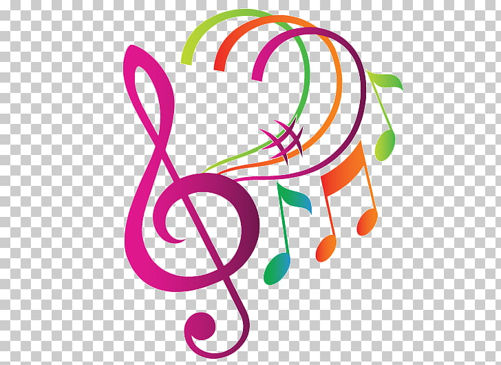 Musical note Clef Clave de sol, musical note PNG clipart.