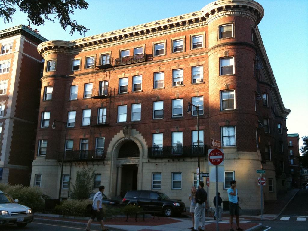 Claverly Hall, Harvard.