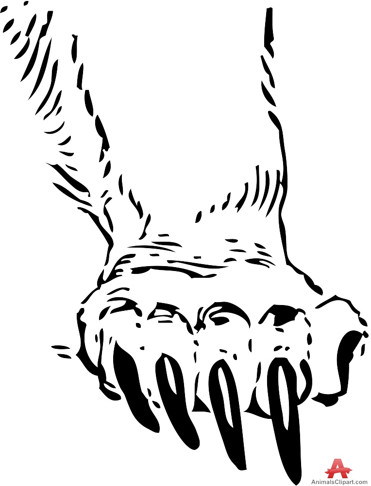 Bear claw claw clipart clipartfest wildcat.