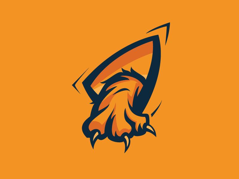 Tiger Claw Esport Logo by Maenjari on Dribbble.