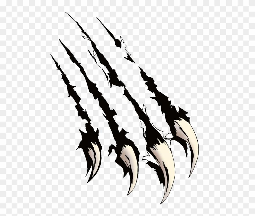 Claw Scratch Logo.